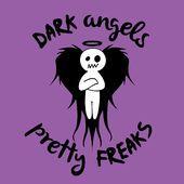 Dark Angels & Pretty Freaks #51 - http://geekliferadio.com/news/dark-angels-pretty-freaks-51/