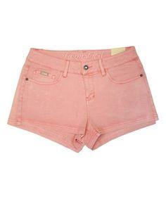 Sherbet Pink Shorts