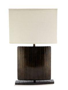 Medium Eel Lamp by R