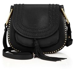 Chloe Hudson Braided Leather Shoulder Bag ( 2,440) ❤ liked on Polyvore  featuring bags, 2518c779c8