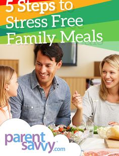You don't have to be a chef to feed your family healthy foods.