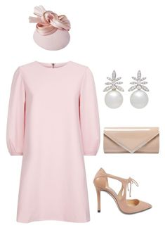 """Untitled #883"" by lovelifesdreams on Polyvore featuring Ted Baker, Carvela Kurt Geiger, Jimmy Choo and Hueb"
