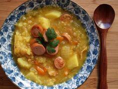 Asian inspired Potato Soup