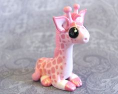Pink Valentine Giraffe