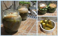 Pickles, Cucumber, Food, Salad, Essen, Meals, Pickle, Yemek, Zucchini