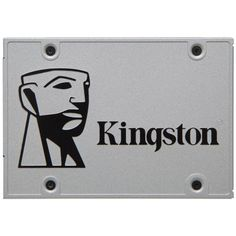Kingston - UV400 240GB Internal Sata Solid State Drive for Laptops and Desktops