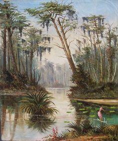 Ocklawaha River in old Florida!