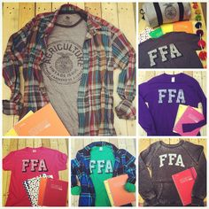 Shop the all NEW 2016-2017 FFA Blue Catalog apparel!