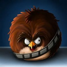 Angry Birds Star Wars Chewbacca Wallpaper set for mobile, tablet, and desktop. Grab one today! Birds Wallpaper Hd, Star Wars Wallpaper, Wallpaper Pictures, Star Wars Facts, Star Wars Humor, Angry Birds New, Star Wars Xbox, Banners, Star Wars Tattoo