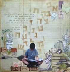 Reading | by Einat Kessler
