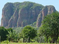 Parque nacional Cerro Corá (Paraguay)   Revista Vive Latinoamérica