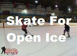 Deke of the Week – Week 1 – Skate to Open Ice!