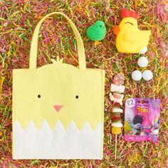 Chick Basket Easter Bundle