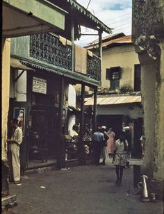 Msa old town around the 50's