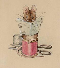 Beatrix Potter: 1866-1943 <3