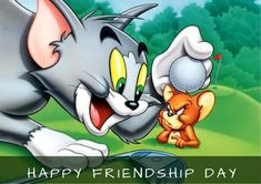 Tom and Jerry Golf wallpaper containing comic book in The Tom e Jerry Club Tom And Jerry Hd, Tom & Jerry Image, Tom And Jerry Funny, Funny Tom, Tom And Jerry Cartoon, Cartoon Photo, 3d Cartoon, Cartoon Images, Cartoon Characters
