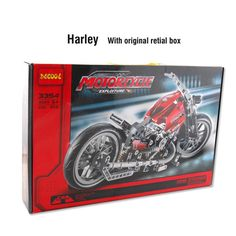 Aliexpress.com : Buy Hot Motorcycle 431 Pcs Scale Models Building Toy  Learning Education Toys Decool Building Blocks Compatible with lego Bricks from Reliable toy tricycle suppliers on Pandadomik
