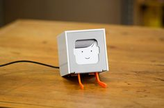 Designs of the Year: Little Printer by Berg Bringing a sense of personality to the increasingly anonymous world of gadgets, the Little Printer lives in your home, bringing you news, puzzles and gossip from your friends. Connected to your smart phone, the printer compiles summaries from your apps and social media streams, spooling out a compilation of updates on demand in the form of a miniature newspaper