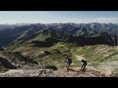 Sommer bei den Bergbahnen Kleinwalsertal - Oberstdorf