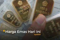 Harga Emas Hari Ini 2 Agustus 2017 Rp 597.000 per gram