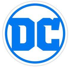 DC Comics, 2016 Edition.  Sticker