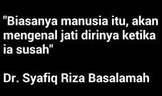 Kutipan Islam - Dr. Syafiq Riza Basalamah