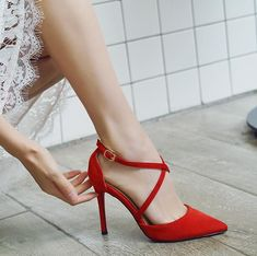 aa228bca342 99 Best small size heels images in 2019 | Dress Shoes, High heel ...