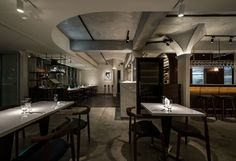 Oyster Bar by Fujin Tree: Parisian Style Dining in Taipei | Yatzer