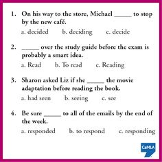 Time to fill in the blank with the correct answer. Pick the best answer to complete the sentence by choosing a, b, or c.
