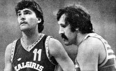 Arvydas Sabonis y Vladimir Tkachenko Che Guevara, Tank Man, Nba, Mens Tops, Basketball, Sports, Legends, Sport, Netball