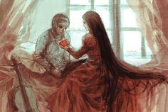 Ruben and Laura by sasora