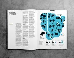 THE OUTPOST by Santos Henarejos, via Behance