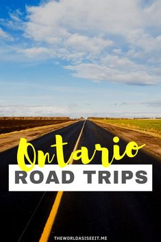 Looking for a great road trip this summer? Here are 9 unforgettable Ontario road trips that will help you discover the best this province has to offer.