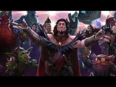 Hearthstone One Night in Karazhan arrives August 11 for Medivh's big Azeroth… Tolkien, Hearthstone Game, Collectible Cards, Dreamworks Animation, Dark Elf, Disco Party, Indie Games, World Of Warcraft, First Night