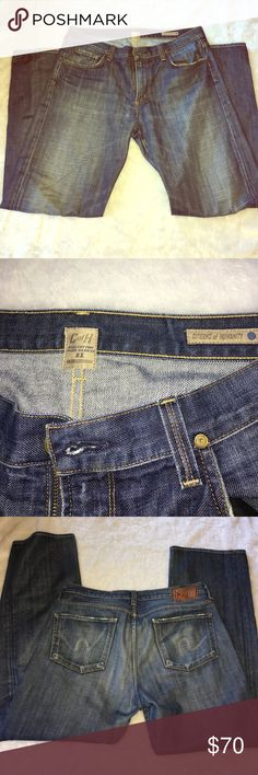 Men's Citizens of Humanity Jeans Citizens of Humanity Designer Jeans for men.. excellent condition boot cut Citizens of Humanity Jeans Relaxed