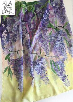 100/% Coton Royal Valley Floral /& Crâne écharpe impression