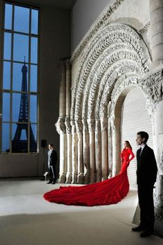 RUNWAY SCENE: Stéphane Rolland Haute Couture P/E 2012