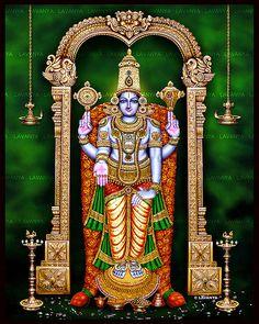 Lavanya's Tanjore skintone balaji