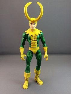 Loki (Marvel Legends) Custom Action Figure
