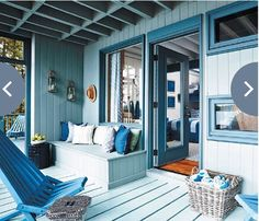 Sarah Richardson's Rental Cottage