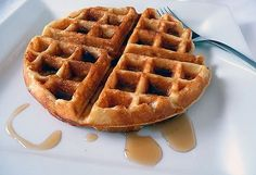 Brown Sugar Bacon Waffles   Community Post: 15 Waffles That Leslie Knope Would Be Proud To Eat