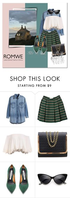 """""""A Journey Thought The Grass Of Denmark"""" by norse-goddess ❤ liked on Polyvore featuring H&M and Marni"""