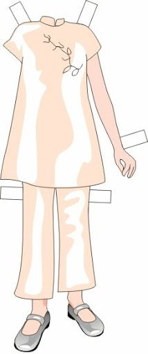 Dakota Fanning Paper Doll.This From Gail's Paper Dolls - MaryAnn - Picasa Web Albums