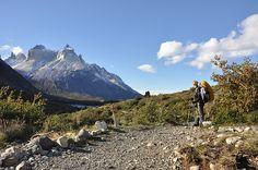 Los Cuernos, Patagonia