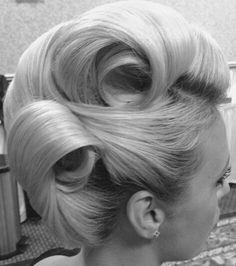 Classic & Creative Upstyle...Dawn Atkinson