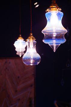 #ガラスペンダントランプ #照明 #コスモランプ #デザイン照明 #borosilicate #giyaman #glass