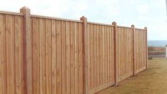 timber fences - Google Search