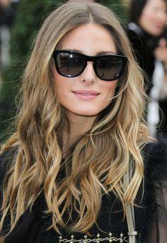 olivia palermo bronde hair inspiration