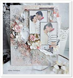 Scrapiniec inspirations on blogspot: Shabby canvas