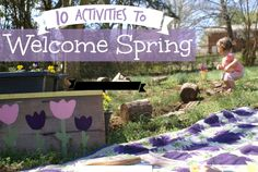 10 Activities to Welcome Spring